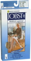 JOBST Medical LegWear Knee High 15-20 mmHg Opaque Small Silky Beige 1 Pair [035664152123]