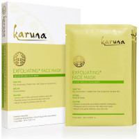 Karuna Exfoliating + Face Mask 4 eaa [705105676708]