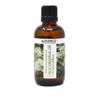 Humco Natural Therapies Eucalyptus Oil w/ dropper 2.0   oz [303951973448]
