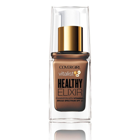 CoverGirl Vitalist Healthy Elixir Foundation, [765] Tawny 1 oz [046200004257]
