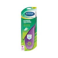 Dr. Scholl's Athletic Series Fitness Walking Insoles Women, Size 6-10, 1 Pair [011017573876]