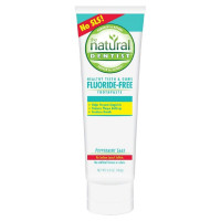 The Natural Dentist Healthy Teeth & Gums Fluoride-Free Antigingivitis Toothpaste Peppermint Sage 5 oz [714132000684]