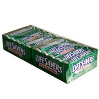 Lifesavers Wint-O-Green Candy 20 pack (14 ct per pack)  [022000104311]