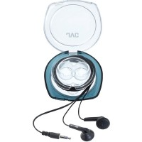 JVC Earbud Headphone With Hard case 1 ea [046838027819]