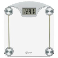 Weight Watchers by Conair Digital Glass Scale 1 ea [074108094315]