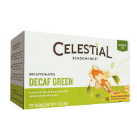 Celestial Seasonings Decaffeinated Green Tea 20 ea [070734070358]