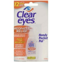 Lil' Necessities Clear Eyes Redness Relief Handy Pocket Pal 0.20 oz [792554701037]