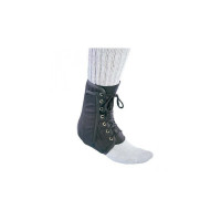 ProCare Lace-Up Ankle Support Brace, X-Large Left or Right Foot - 1 ea [888912009287]