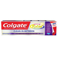 Colgate Total Toothpaste, Clean-in-Between 5.8 oz [035000448804]