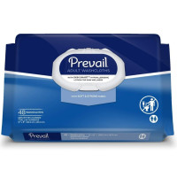 Prevail Adult Care Washcloths 48 Each [090891127009]