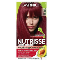 Garnier Nutrisse Ultra Color [R3] Light Intense Auburn 1 Each [603084223572]