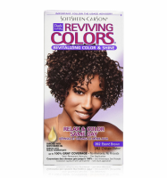 Dark and Lovely Reviving Colors, No.392, Ebone Brown, 1 ea [075285003312]
