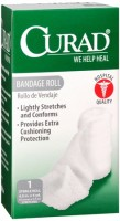 Curad Bandage Roll 4.5 Inches X 4.1 Yards 1 Each [080196778594]