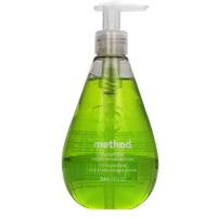 Method Gel Hand Wash, Cucumber  12 oz [817939000298]