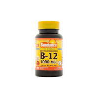 Sundance B-12 1000 mcg Energy Support Supplement, 60 ea [840093102256]