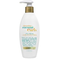 OGX Quenching + Coconut Curls Frizz-Defying Curl Styling Milk 6 oz [022796900951]