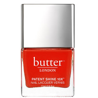 Butter London Patent Shine 10x Nail Lacquer, Smashing! 0.4 oz [811338021809]
