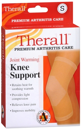 Therall Joint Warming Knee Support Small 1 Each [719869559504]