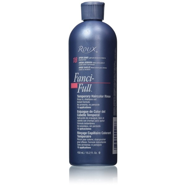 Roux Fanci Full Rinse Temporary Hair Color Spun Sand 1520 Oz
