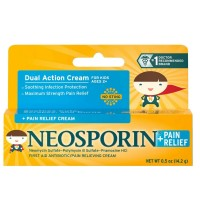 Neosporin + Pain Relief Cream 0.5 oz [312547407403]