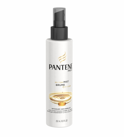 Pantene Pro-V Moisture Mist Hair Detangler Light Conditioning 8.5 oz [080878171514]