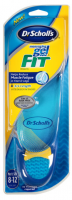 Dr. Scholl's Massaging Gel Fit Inserts, Men's 1 pair [011017408109]