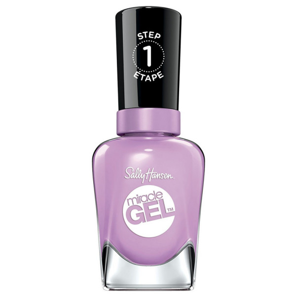 Sally Hansen Miracle Gel Nail Polish Orchid Ing Aside 0 5 Oz 074170451801