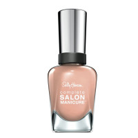 Sally Hansen Complete Salon Manicure, Au Nature-al 0.5 oz [074170433449]