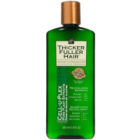 Thicker Fuller Hair Cell-U-Plex Pure Plant Extracts Revitalizing Shampoo 12 oz [052336401105]