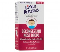 Little Noses Decongestant Nose Drops 0.50 oz [756184121054]