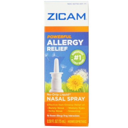 Zicam Allergy Relief Nasal Gel 0.50 oz [732216020182]