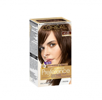 L'Oreal Superior Preference, 4G Dark Golden Brown 1 ea [071249036549]