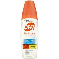 OFF! Family Care, Insect Repellent II Clean Feel, 6 oz [046500818813]