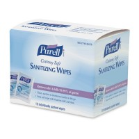 Purell Cottony Soft Sanitizing Wipes 18 ea [073852026832]