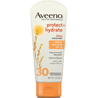 AVEENO Active Naturals Protect + Hydrate SPF 30 Lotion 3 oz [381371151769]
