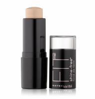 Maybelline New York Fit Me! Shine Free Stick Foundation, Porcelain [110]  0.32 oz [041554332827]