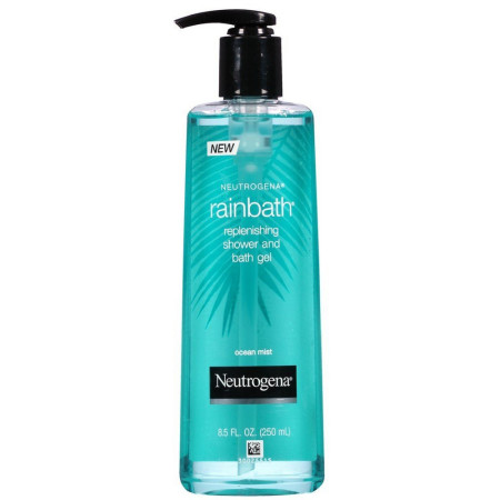Neutrogena Rainbath Replenishing Shower & Bath Gel, Ocean Mist 8.5 oz [070501110249]
