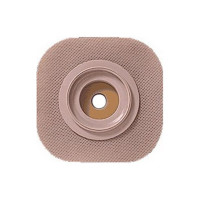 "Ostomy Barrier FlexTend Trim to Fit Extended Wear Without Tape 214"" Flange Red Code Up To 112"" Stoma [610075158034]"