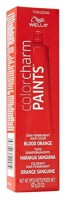 Wella  Color Charm Paints Tube Blood Orange  2 oz [3614225310379]