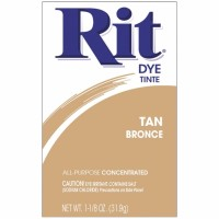 Rit Dye Powder, Tan 1.125 oz [885967831603]