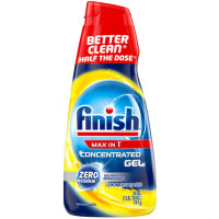 Finish Max in 1® Concentrated Gel Lemon 26 oz [051700826018]