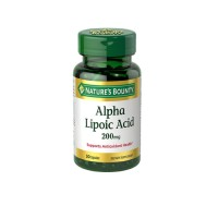 Nature's Bounty Alpha Lipoic Acid 200 mg Capsules 30 [074312001390]