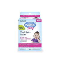 Hyland's Baby Oral Pain Relief 125 ea [354973331518]