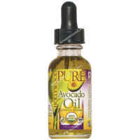 Hollywood Beauty Pure Avocado Oil 1 oz [045836003085]