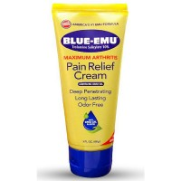Blue-Emu Maximum Arthritis Pain Relief Cream 3 oz [045611009196]