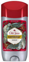 Old Spice Wild Collection Hawkridge Scent Men's Deodorant 3 oz [012044038758]