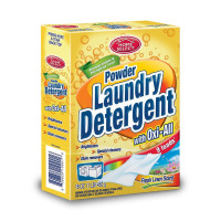 Home Select Powder Laundry Detergent 16 oz [808829109016]