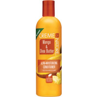 Creme of Nature Mango & Shea Butter Ultra Moisturizing Conditioner 12 oz [075724219304]