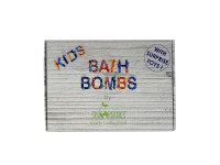 Sky Organics  Kids Bath Bombs Gift Set with Toy  1 ea [649684827048]