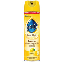 Pledge Lemon Clean Furniture Spray 9.70 oz [046500723728]